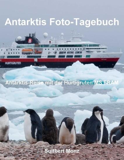 Antarktis Foto-Tagebuch - Blick ins Buch