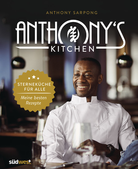 Anthony's Kitchen - Blick ins Buch