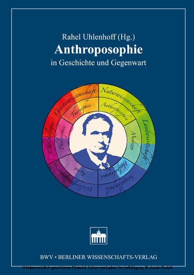 Anthroposophie in Geschichte und Gegenwart - Blick ins Buch