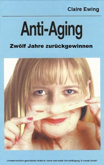 Anti-Aging - Blick ins Buch