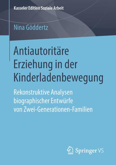 Antiautoritäre Erziehung in der Kinderladenbewegung - Blick ins Buch