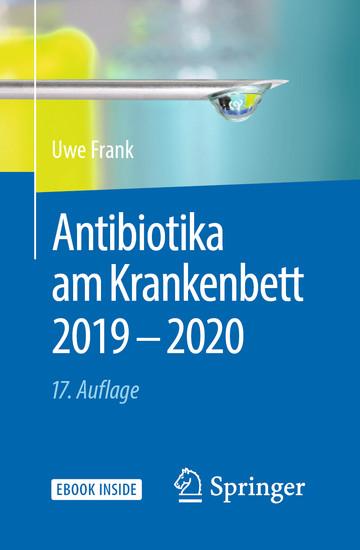 Antibiotika am Krankenbett 2019 - 2020 - Blick ins Buch
