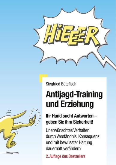 Antijagd-Training und Erziehung - Blick ins Buch