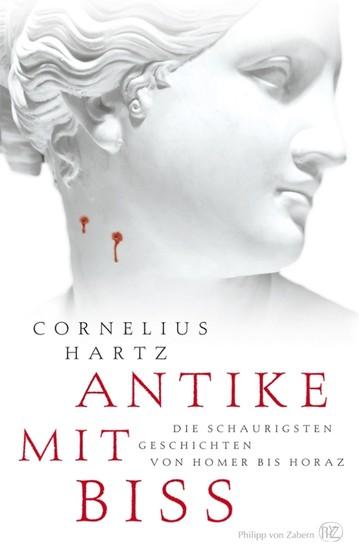 Antike mit Biss - Blick ins Buch