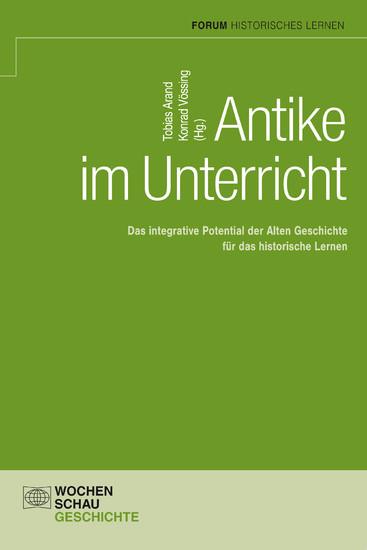 Antike im Unterricht - Blick ins Buch