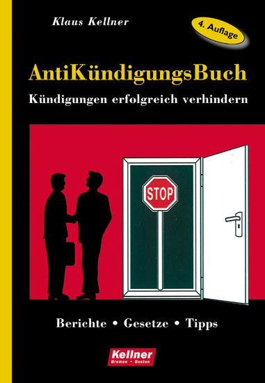 AntiKündigungsBuch - Blick ins Buch