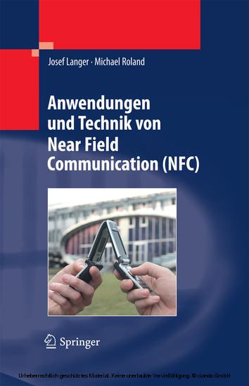 Anwendungen und Technik von Near Field Communication (NFC) - Blick ins Buch
