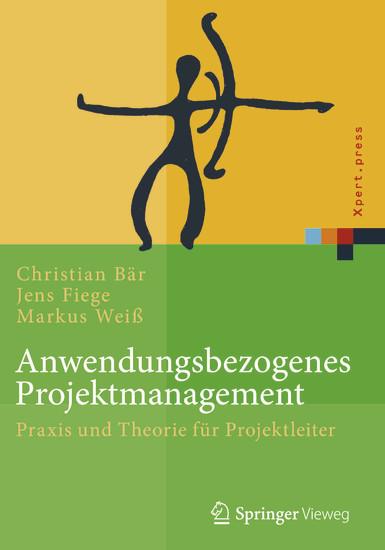 Anwendungsbezogenes Projektmanagement - Blick ins Buch