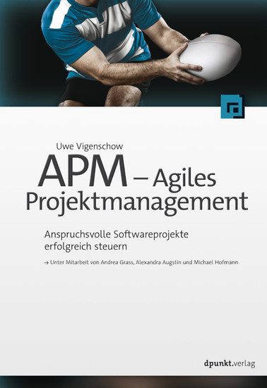 APM - Agiles Projektmanagement - Blick ins Buch