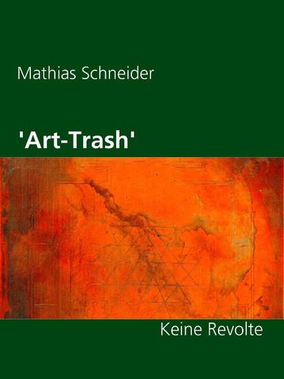'Art-Trash' - Blick ins Buch
