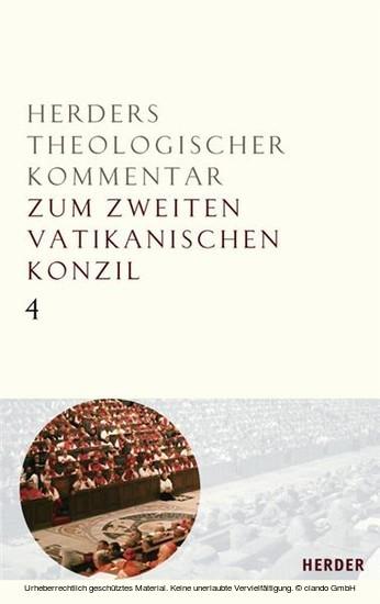Apostolicam actuositatem; Dignitatis humanae; Ad gentes; Presbyterorum ordinis; Gaudium et spes - Blick ins Buch