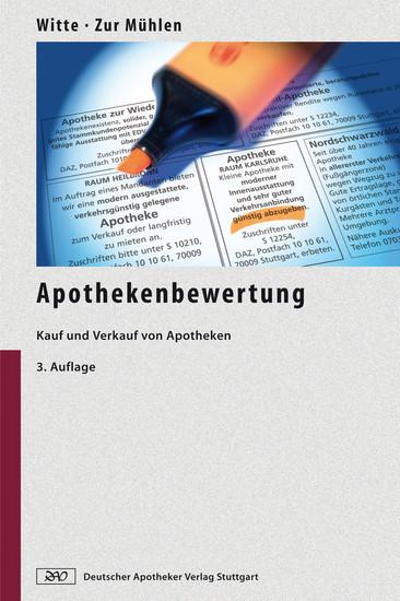 Apothekenbewertung - Blick ins Buch