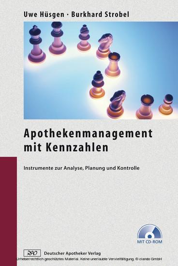 Apothekenmanagement mit Kennzahlen - Blick ins Buch