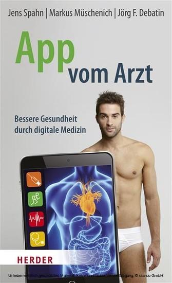 App vom Arzt - Blick ins Buch