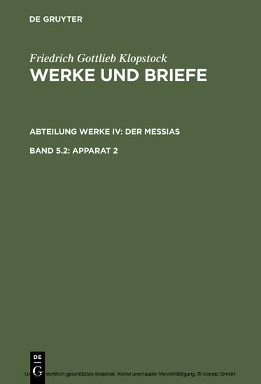 Apparat 2 - Blick ins Buch