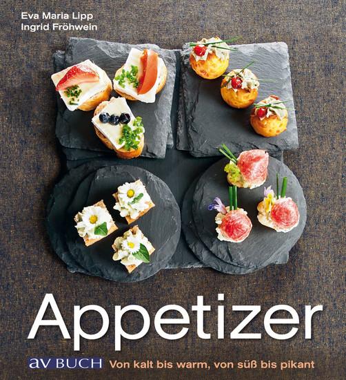 Appetizer - Blick ins Buch