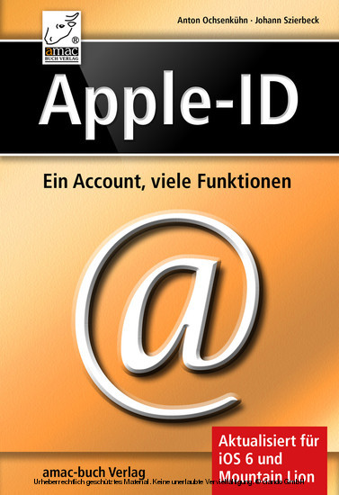 Apple-ID - ein Account, viele Funktionen - Blick ins Buch
