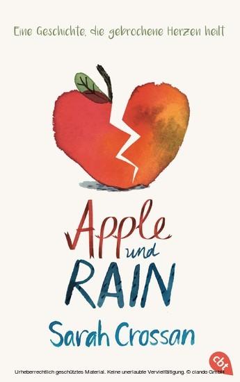 Apple und Rain - Blick ins Buch