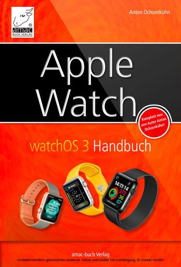 Apple Watch - Blick ins Buch