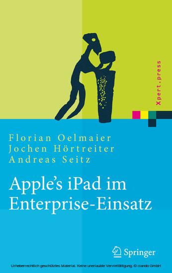Apple's iPad im Enterprise-Einsatz - Blick ins Buch