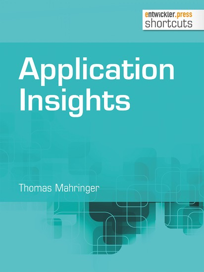 Application Insights - Blick ins Buch