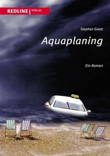 Aquaplaning - Blick ins Buch