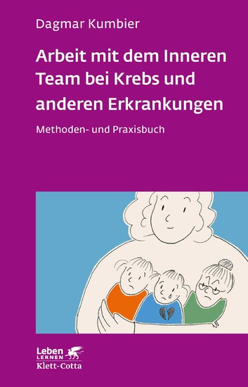 Arbeit mit dem Inneren Team bei Krebs und anderen Erkrankungen - Blick ins Buch