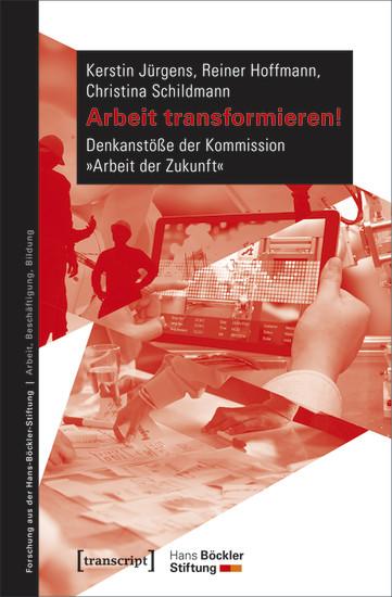 Arbeit transformieren - Blick ins Buch