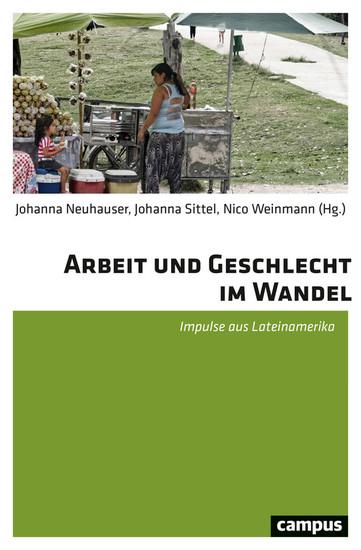 Arbeit und Geschlecht im Wandel - Blick ins Buch