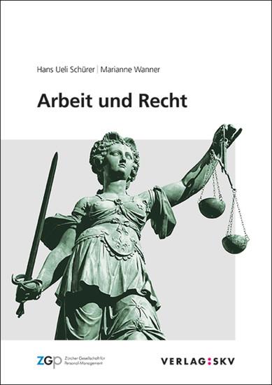Arbeit und Recht - Blick ins Buch