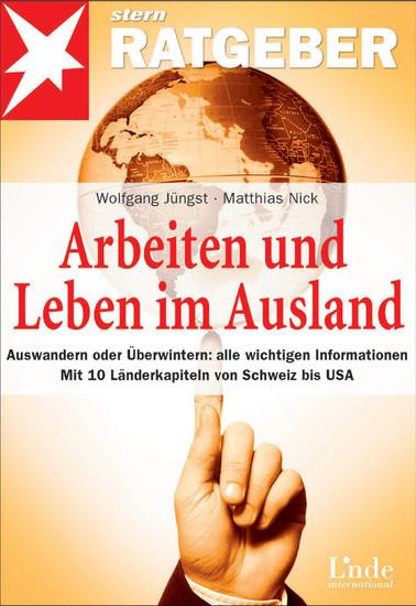 Arbeiten und Leben im Ausland - Blick ins Buch