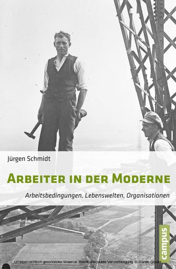 Arbeiter in der Moderne - Blick ins Buch