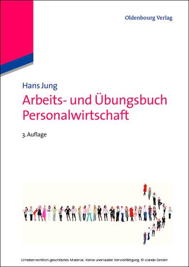 Arbeits- und Übungsbuch Personalwirtschaft - Blick ins Buch