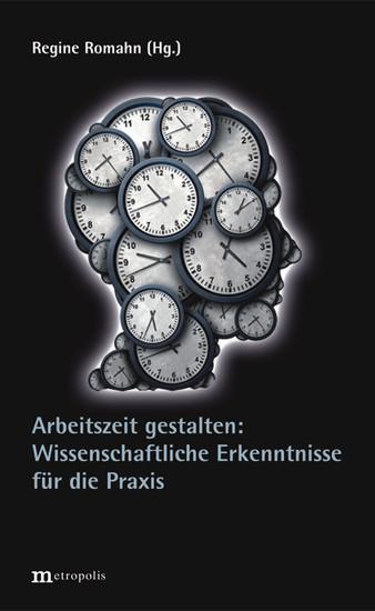 Arbeitszeit gestalten - Blick ins Buch