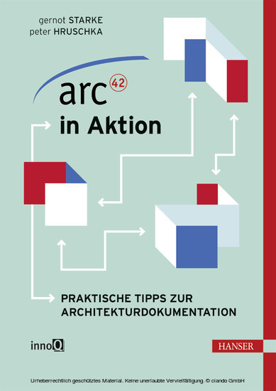 arc42 in Aktion - Blick ins Buch