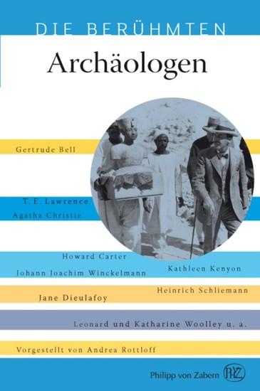 Archäologen - Blick ins Buch