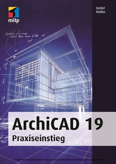 ArchiCAD 19 - Blick ins Buch