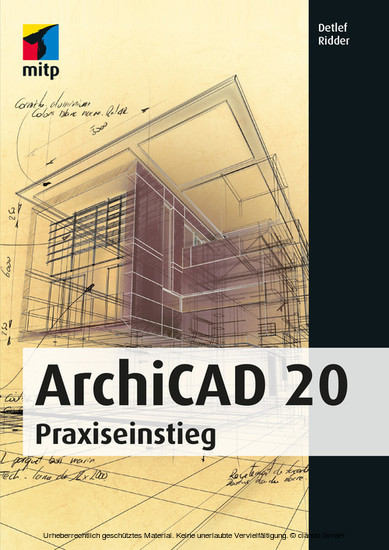 ArchiCAD 20 - Blick ins Buch