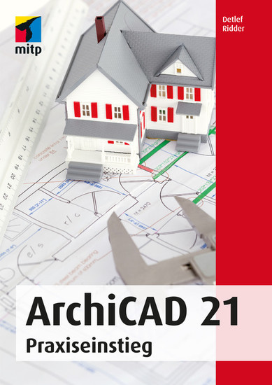 ArchiCAD 21 - Blick ins Buch