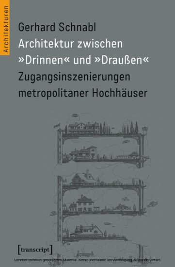 Architektur zwischen »Drinnen« und »Draußen« - Blick ins Buch