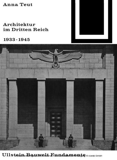 Architektur im Dritten Reich 1933 - 1945 - Blick ins Buch