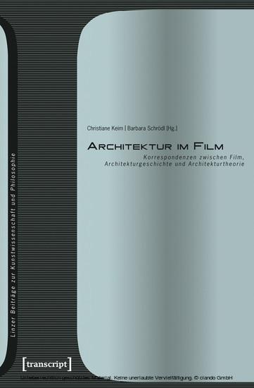Architektur im Film - Blick ins Buch
