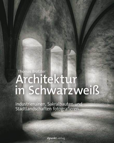 Architektur in Schwarzweiß - Blick ins Buch