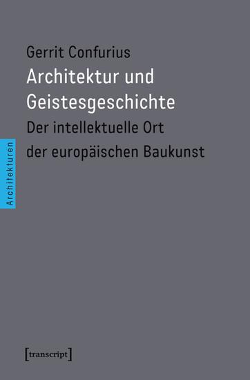 Architektur und Geistesgeschichte - Blick ins Buch