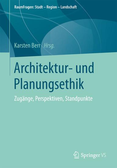 Architektur- und Planungsethik - Blick ins Buch