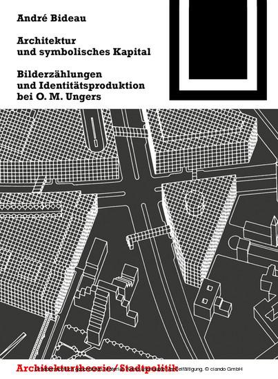 Architektur und symbolisches Kapital - Blick ins Buch
