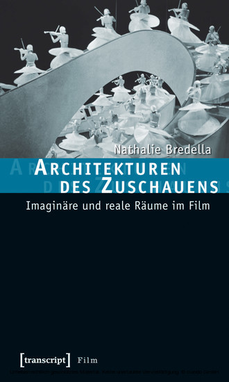 Architekturen des Zuschauens - Blick ins Buch
