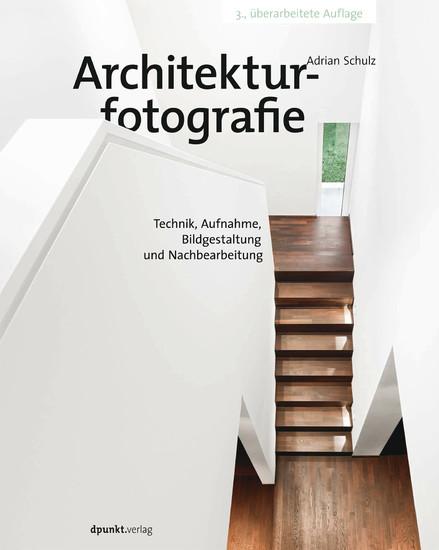 Architekturfotografie - Blick ins Buch