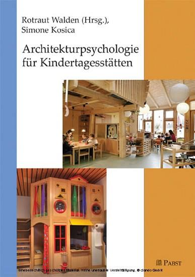 Architekturpsychologie für Kindertagesstätten - Blick ins Buch