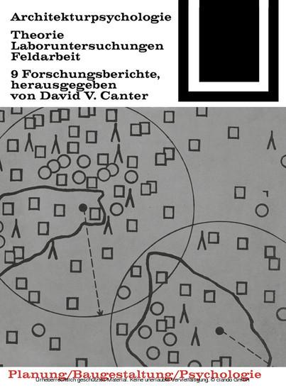 Architekturpsychologie - Blick ins Buch